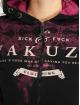 Yakuza Zip Hoodie Gradient Flex pink