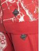 Yakuza Zip Hoodie Marble röd 4