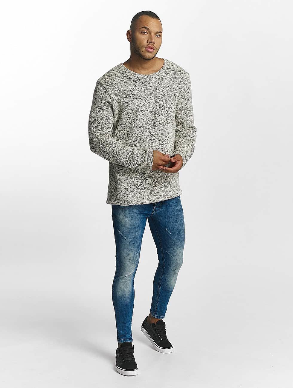 2Y Облегающие джинсы George синий