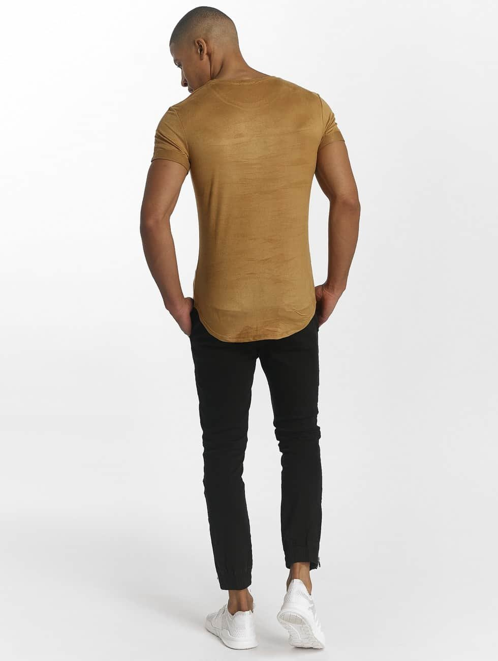 Aarhon T-Shirt Roma brun