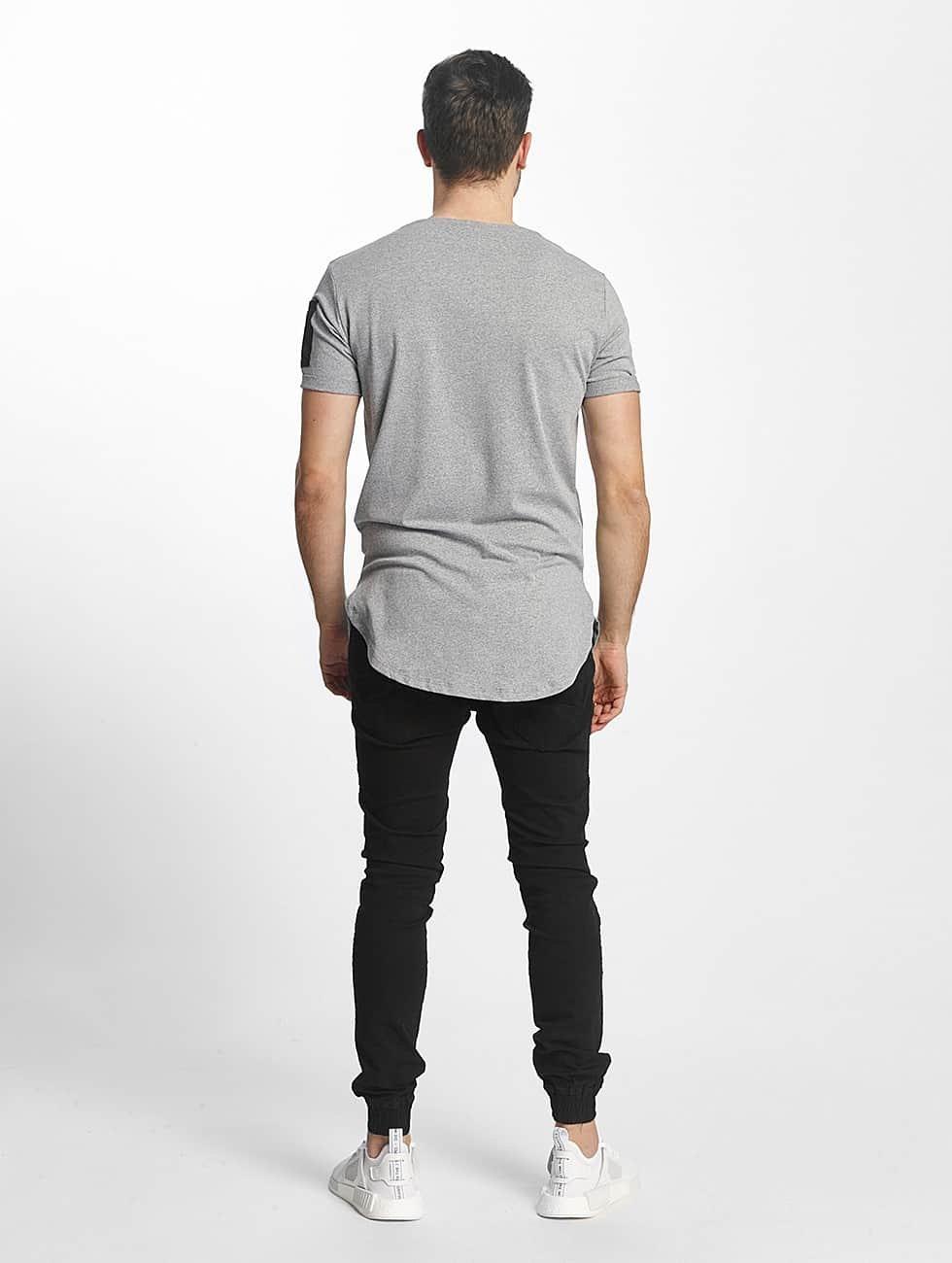 Aarhon T-shirt Atalanta grigio