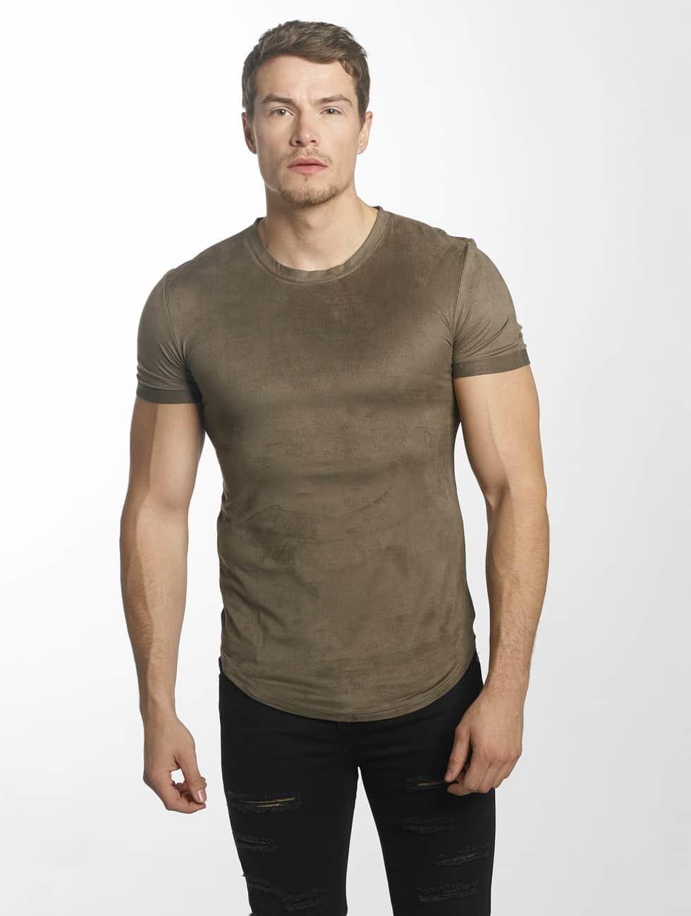 Aarhon T-Shirt Roma khaki