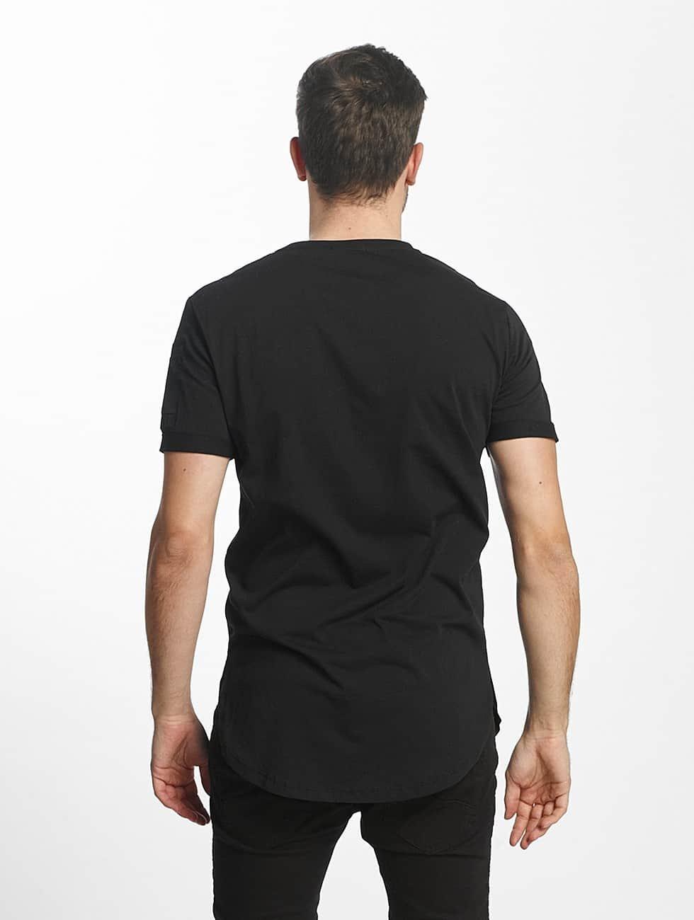 Aarhon T-shirt Atalanta nero
