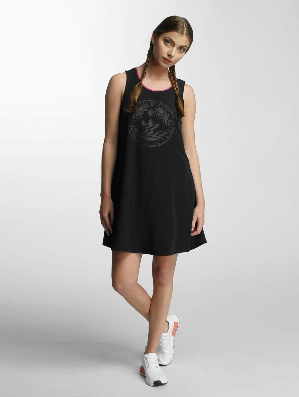 adidas originals Dress Show Off black