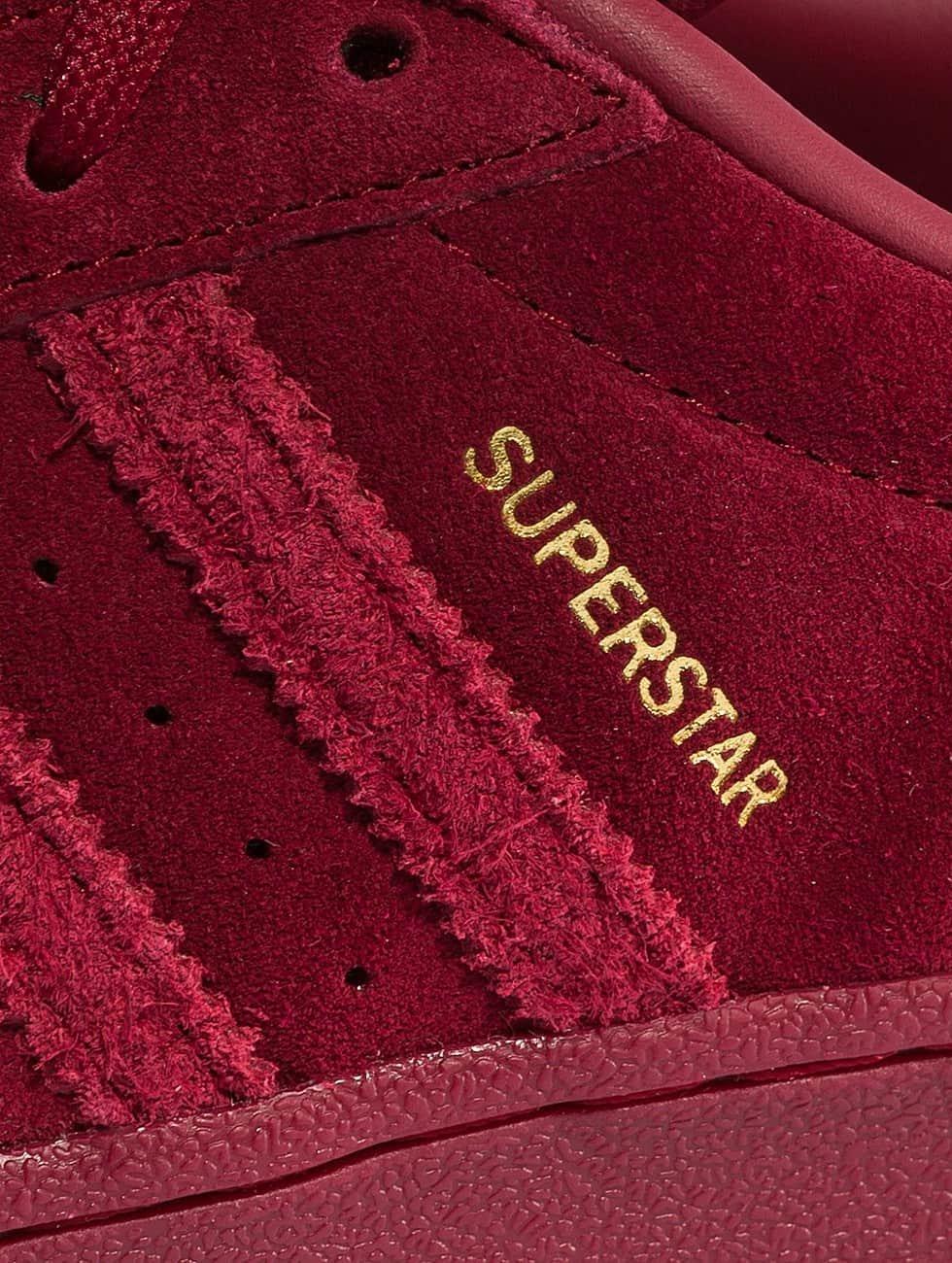 Adidas Originals Scarpe / Sneakers Sneaker Superstar Rosso 359 420 btvazQYt