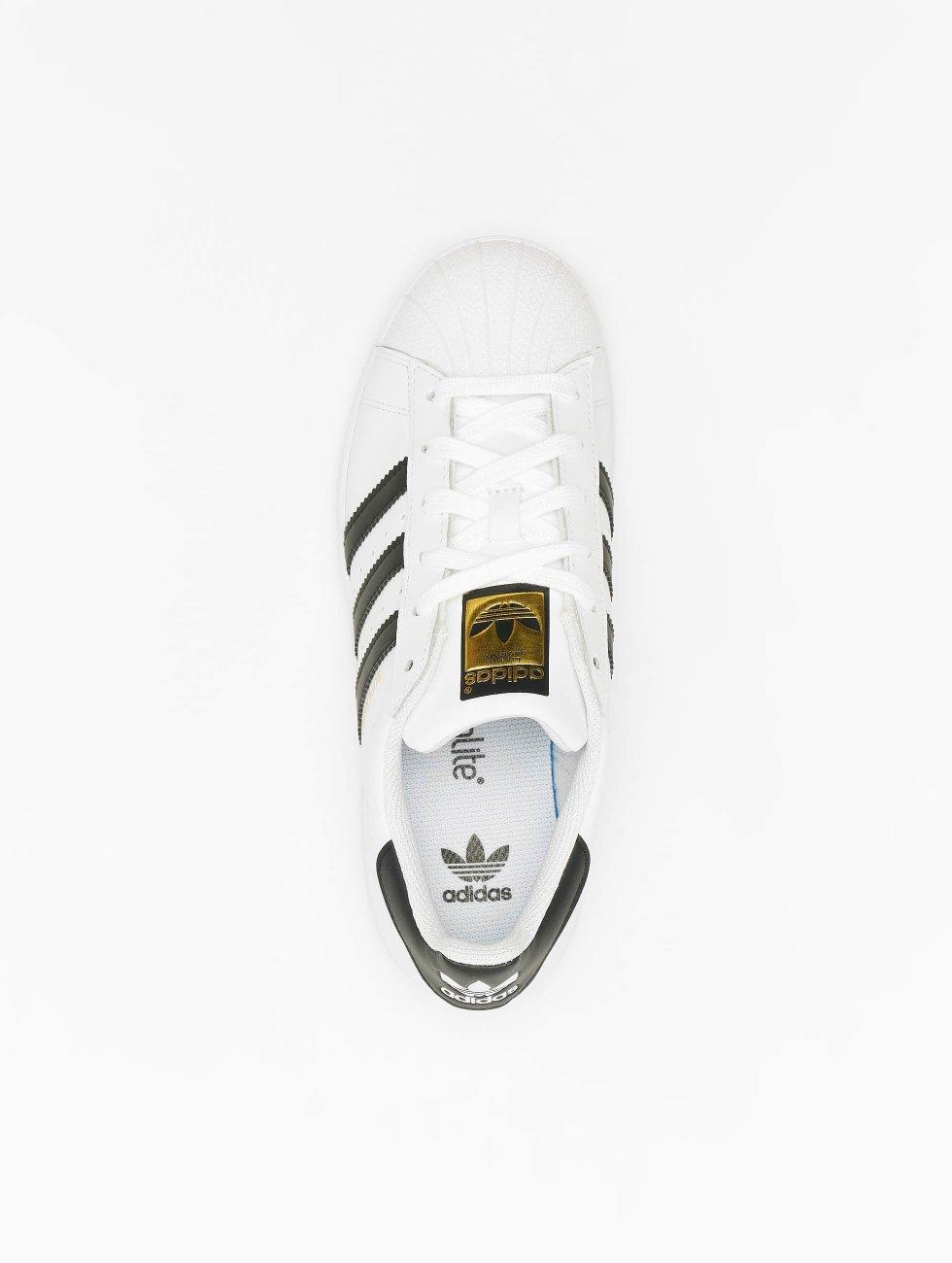 Adidas Originals Superstar Chaussures / Baskets En Blanc 170079 Prix Wiki Pas Cher Vente Finishline Livraison Gratuite Site Officiel Propre Et Classique XtfStb