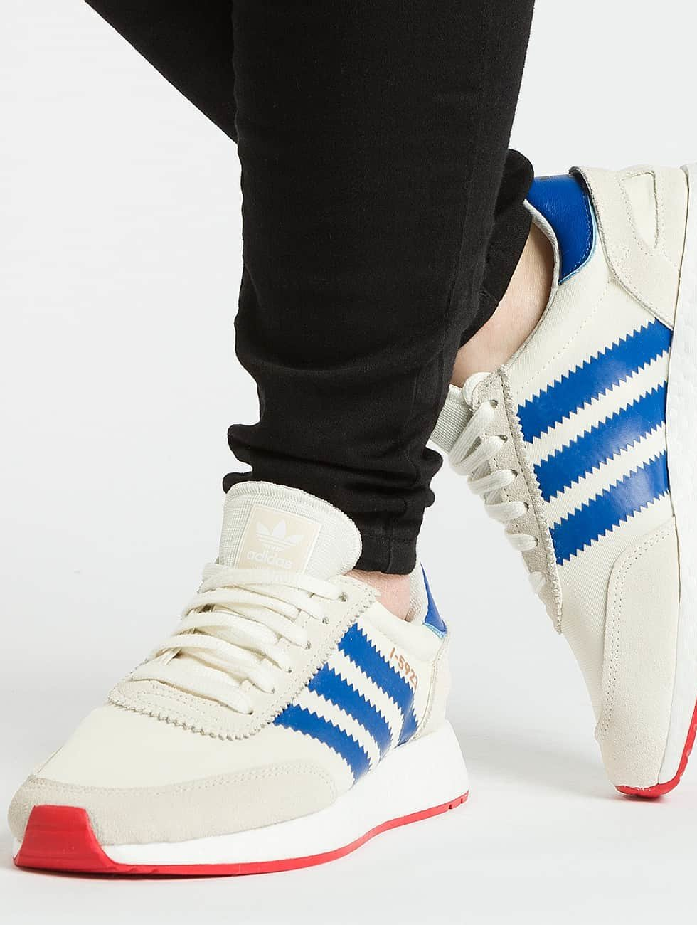 adidas originals schoen / sneaker I-5923 in wit 396212 Outlet 2018 Nieuwe 4UiJp0458O