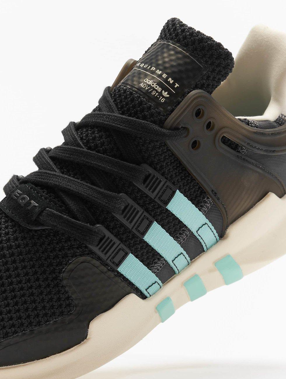 De Grootste Leverancier Van Goedkope Prijs adidas originals schoen / sneaker Equipment Support ADV in zwart 302729 Goedkope Winkel Gratis Verzending Finish 2018 Goedkope Prijs S9PdspXM