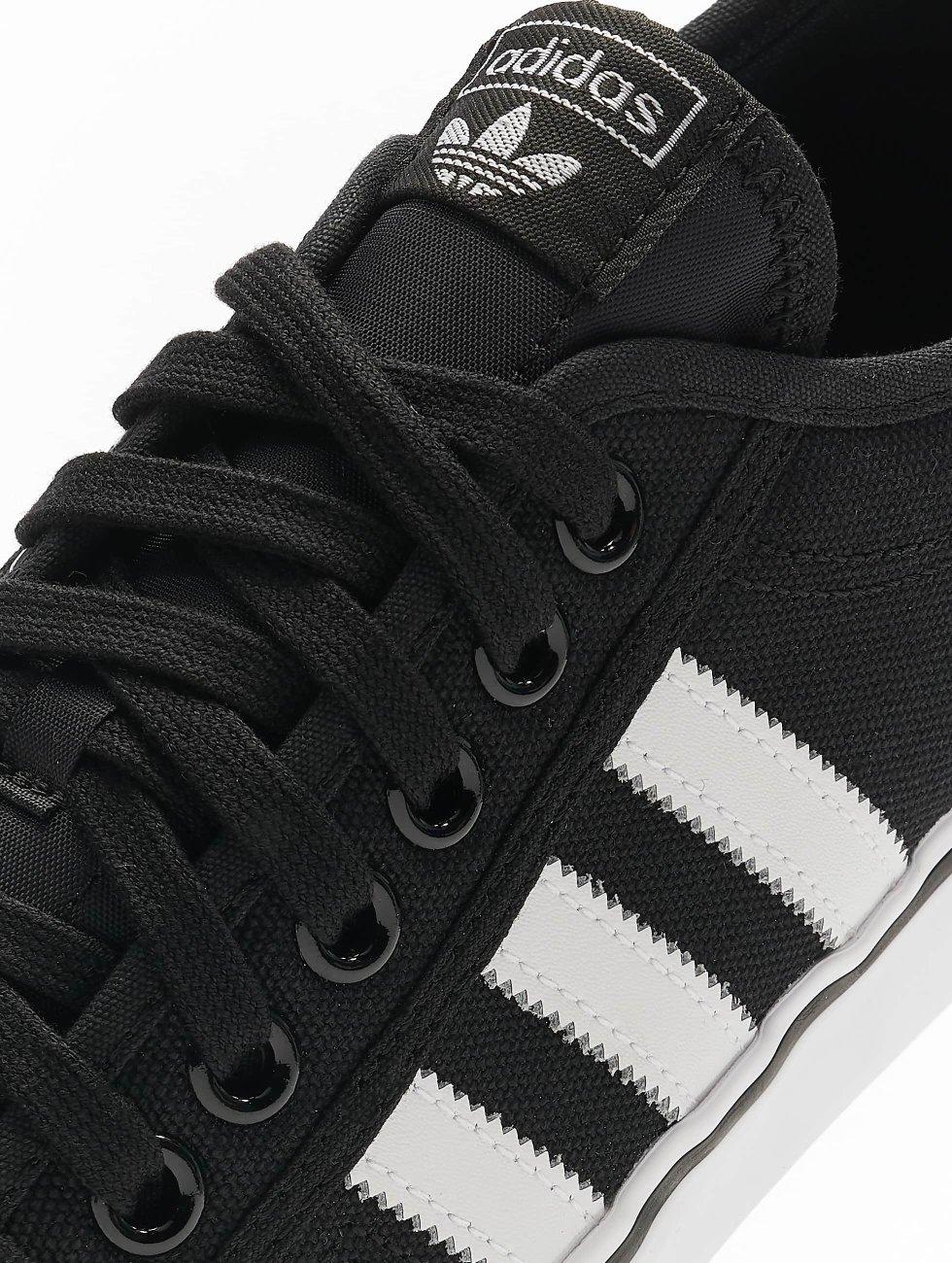 Adidas Originals Scarpa / Sneaker A Nizza Nero 436 308 dKAWKa