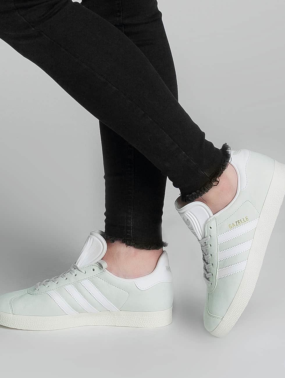 adidas originals Sneakers Gazelle zelená