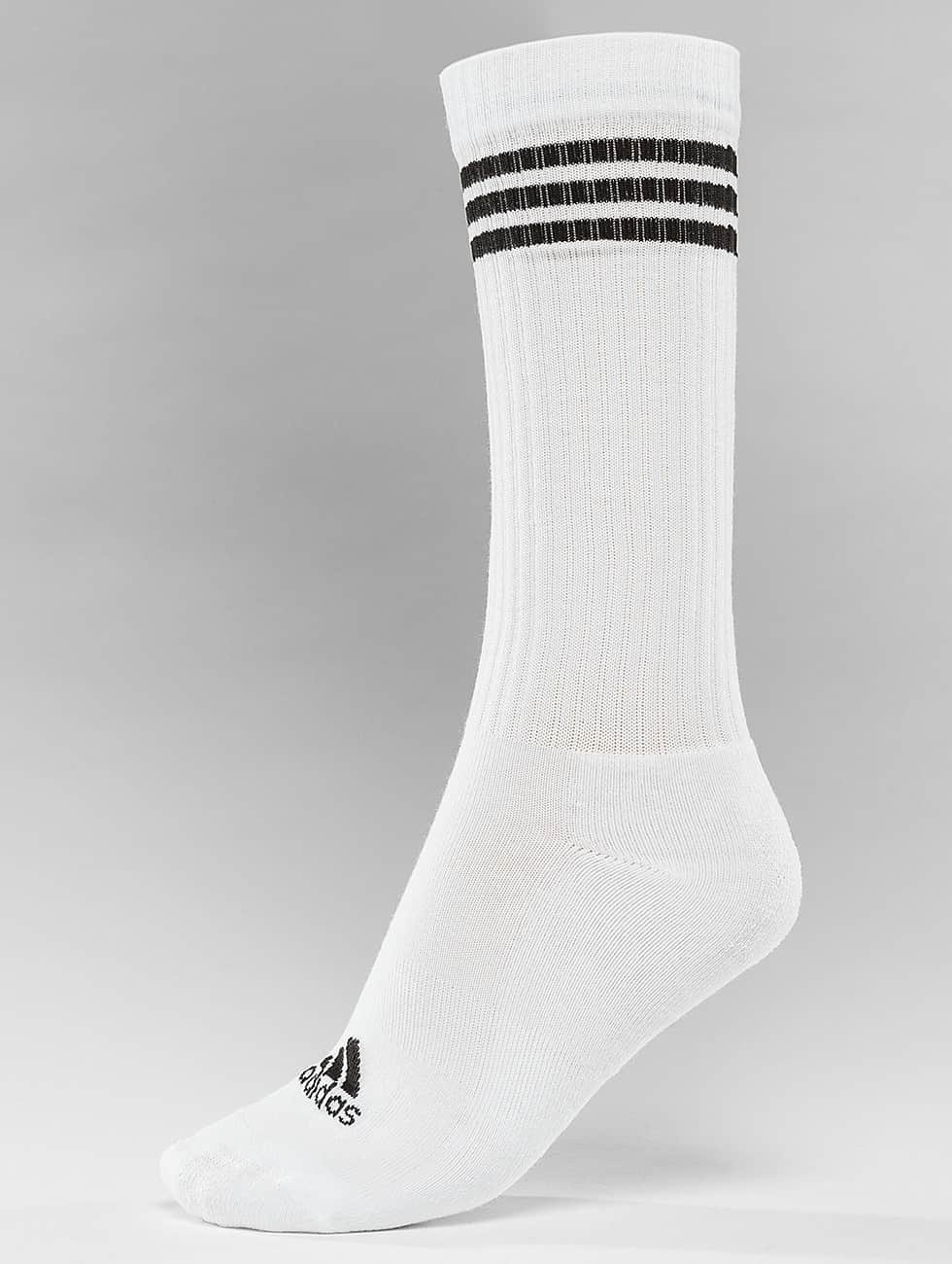 adidas Performance Sokken Performance 3-Stripes wit