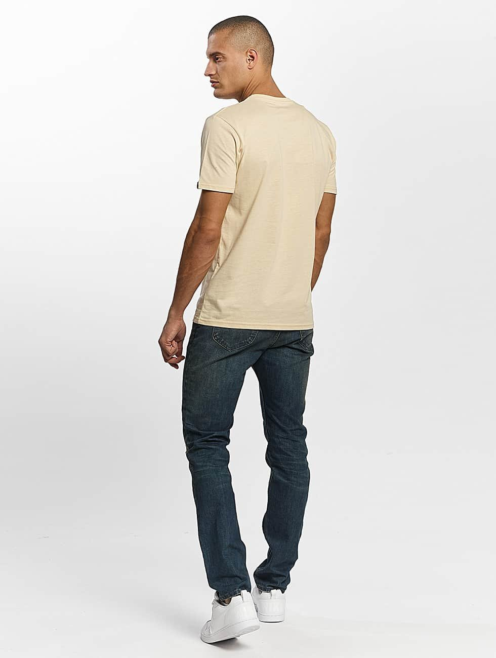 Alpha Industries T-Shirt Basic beige