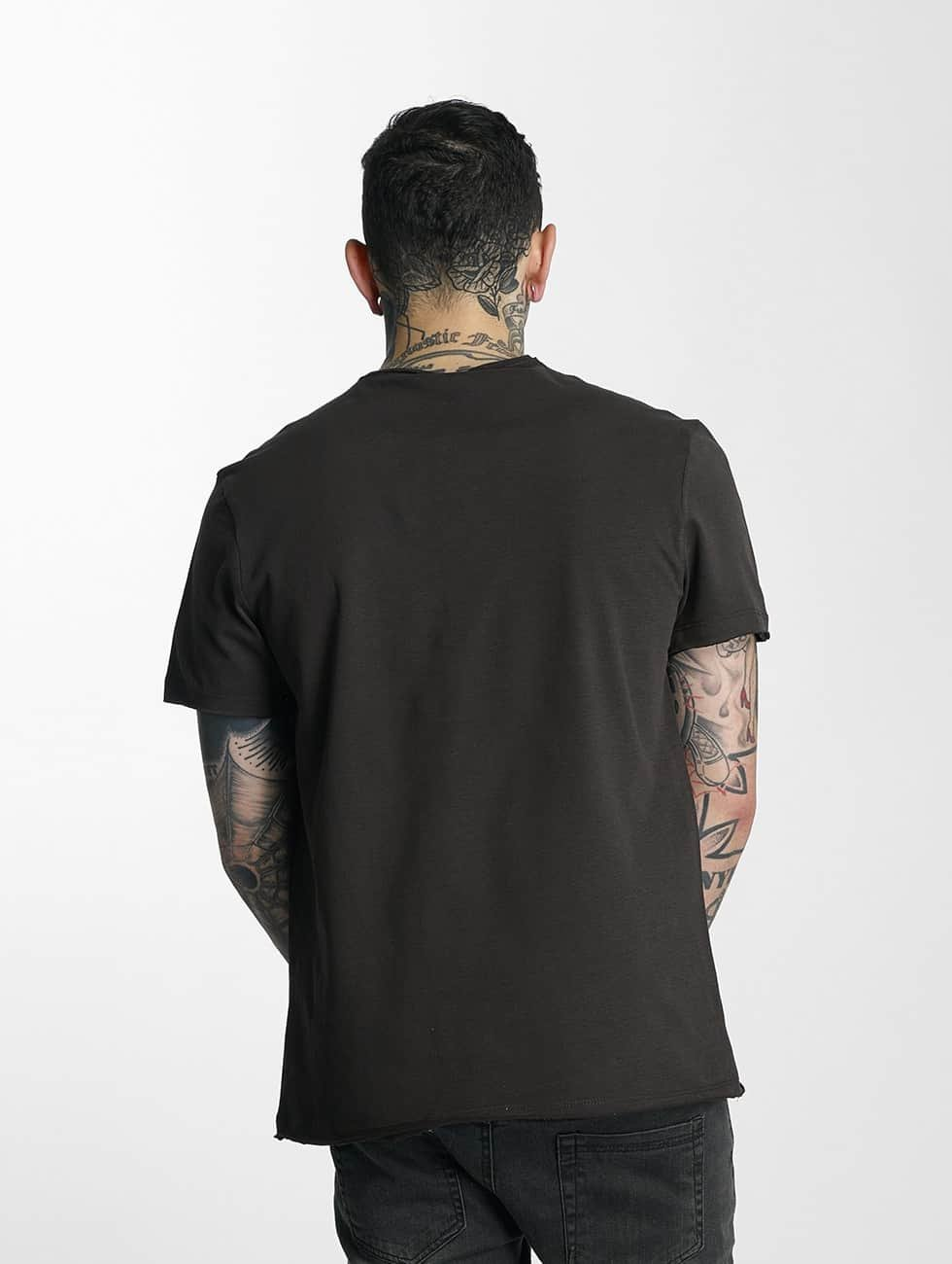 Amplified T-Shirt Guns & Roses Axel Life Profile gray