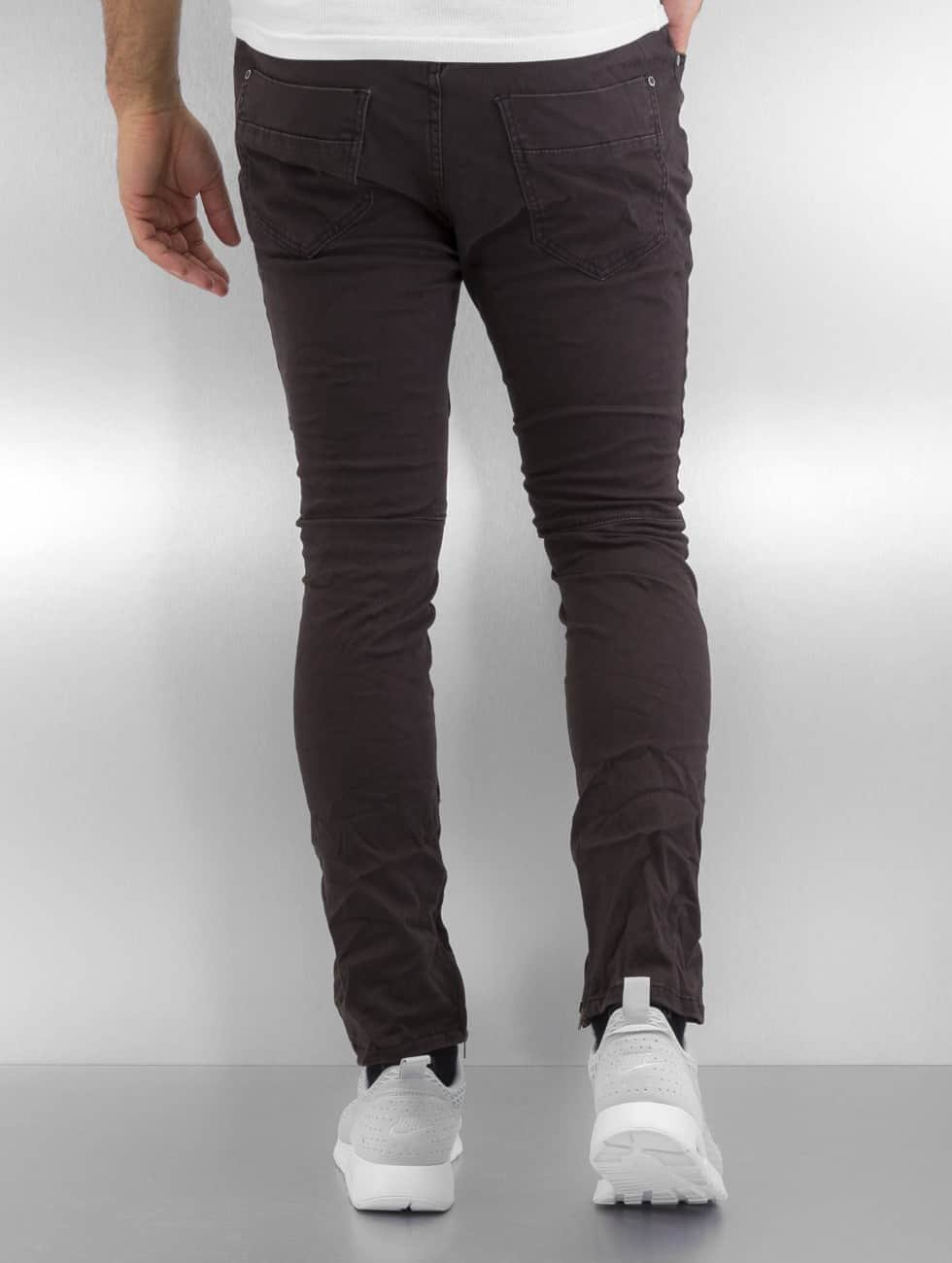 Authentic Style Chino Style grau