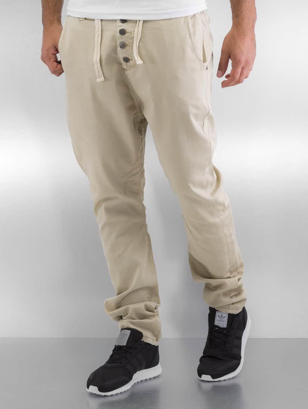 Authentic Style Joggebukser Jogg beige