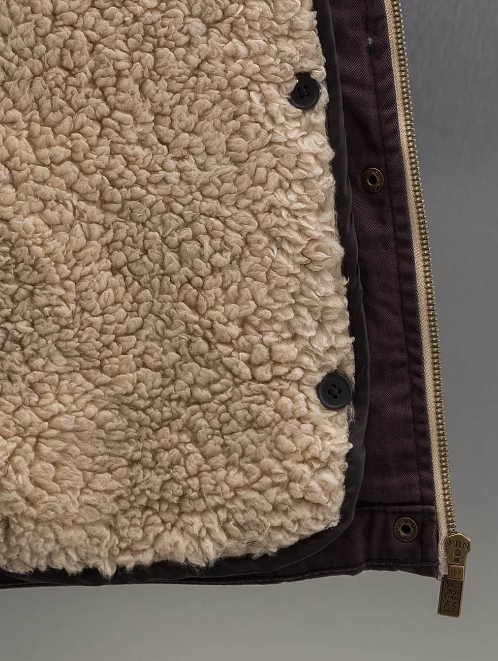 Authentic Style winterjas Chiara grijs