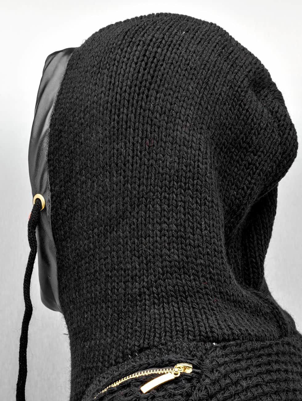 Bangastic Толстовка Knitted Force черный