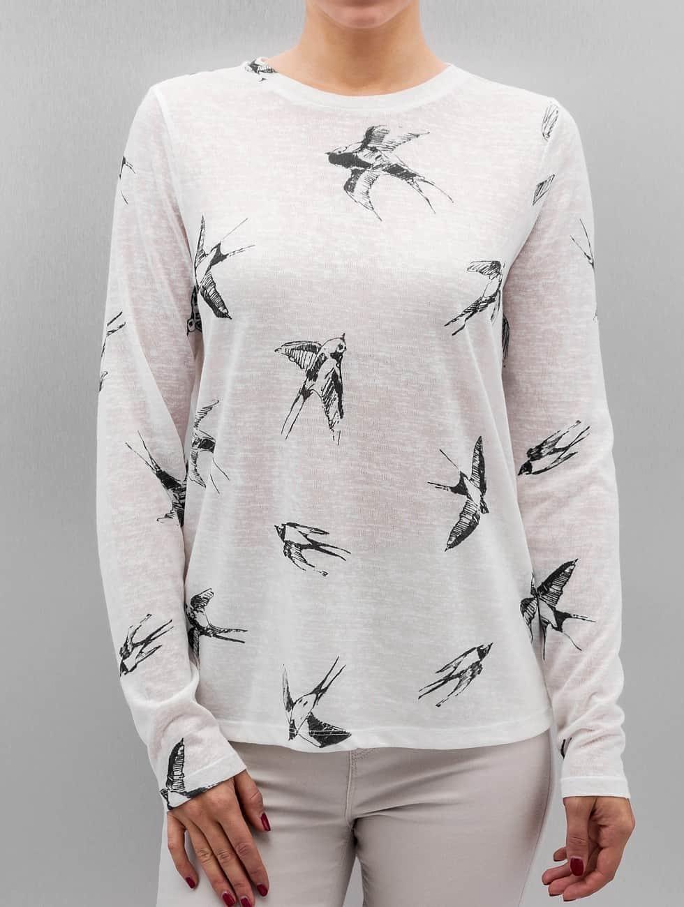 Bangastic Pulóvre Swallow biela