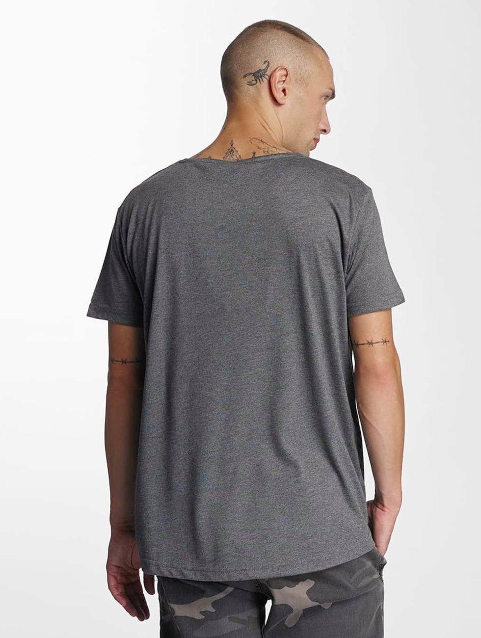 Bangastic T-skjorter Team Army grå