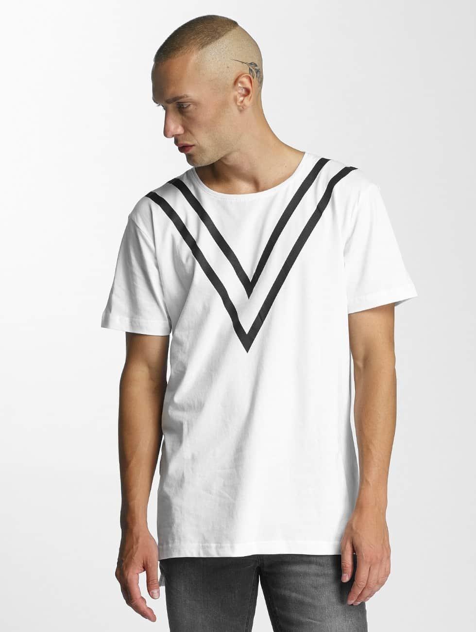 Bangastic T-skjorter Triforce hvit