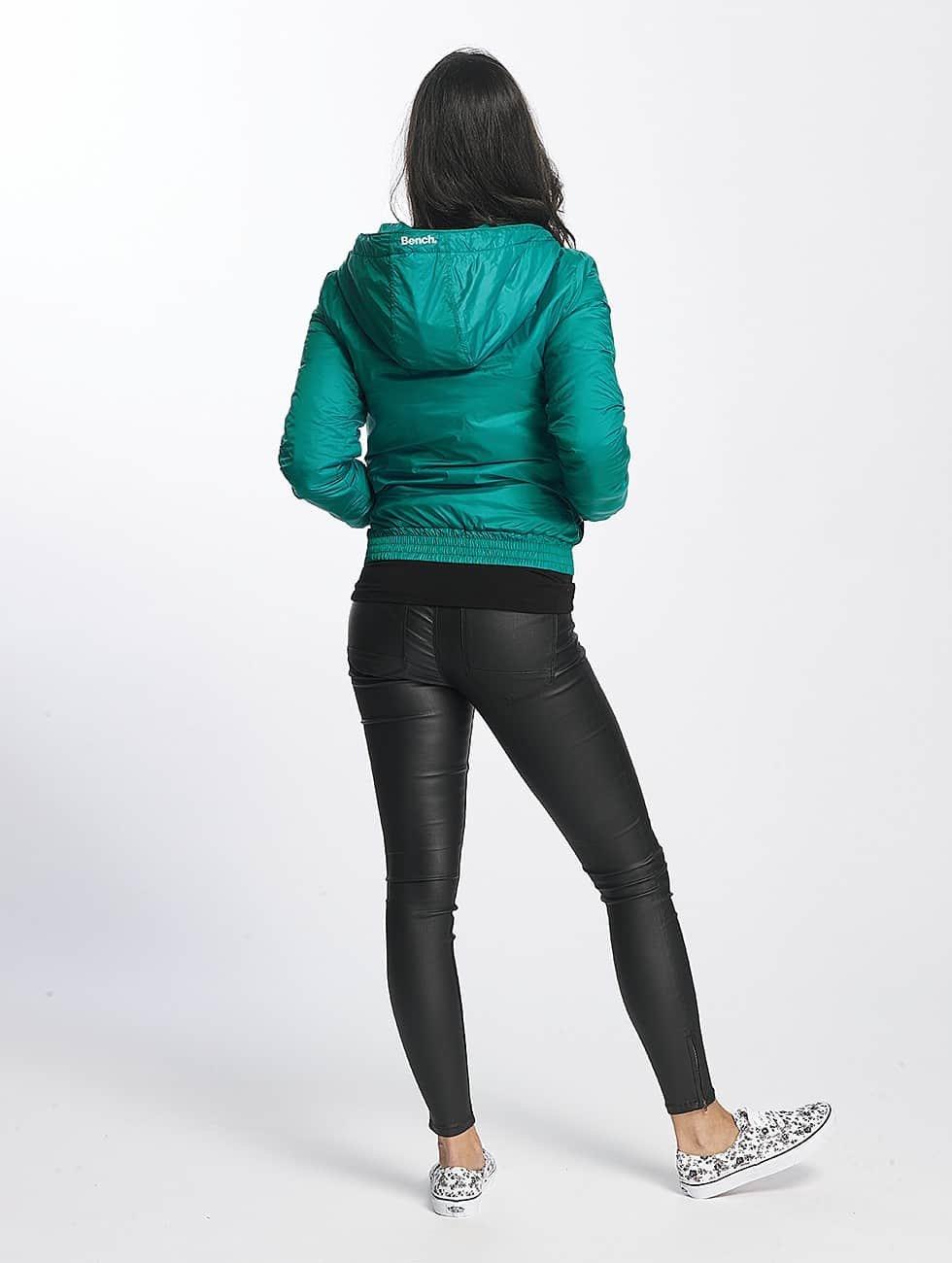 Bench Демисезонная куртка Light Padded бирюзовый
