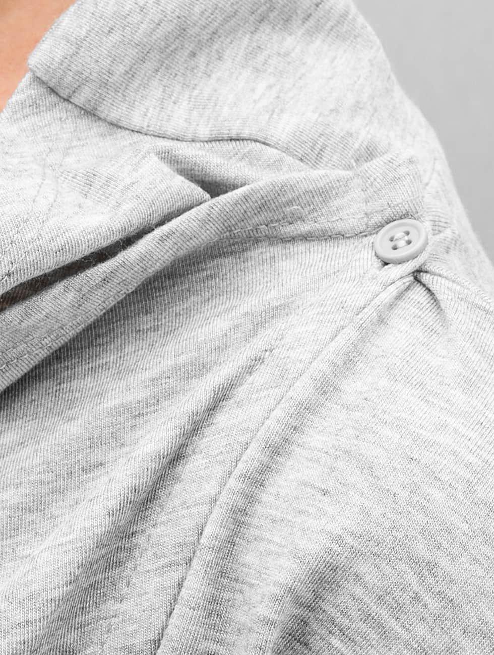 Bench Пуловер Performance Undo серый