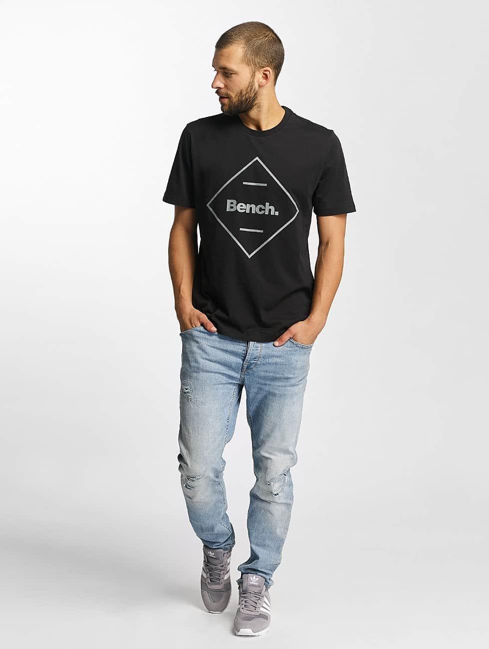 Bench Футболка Corp черный
