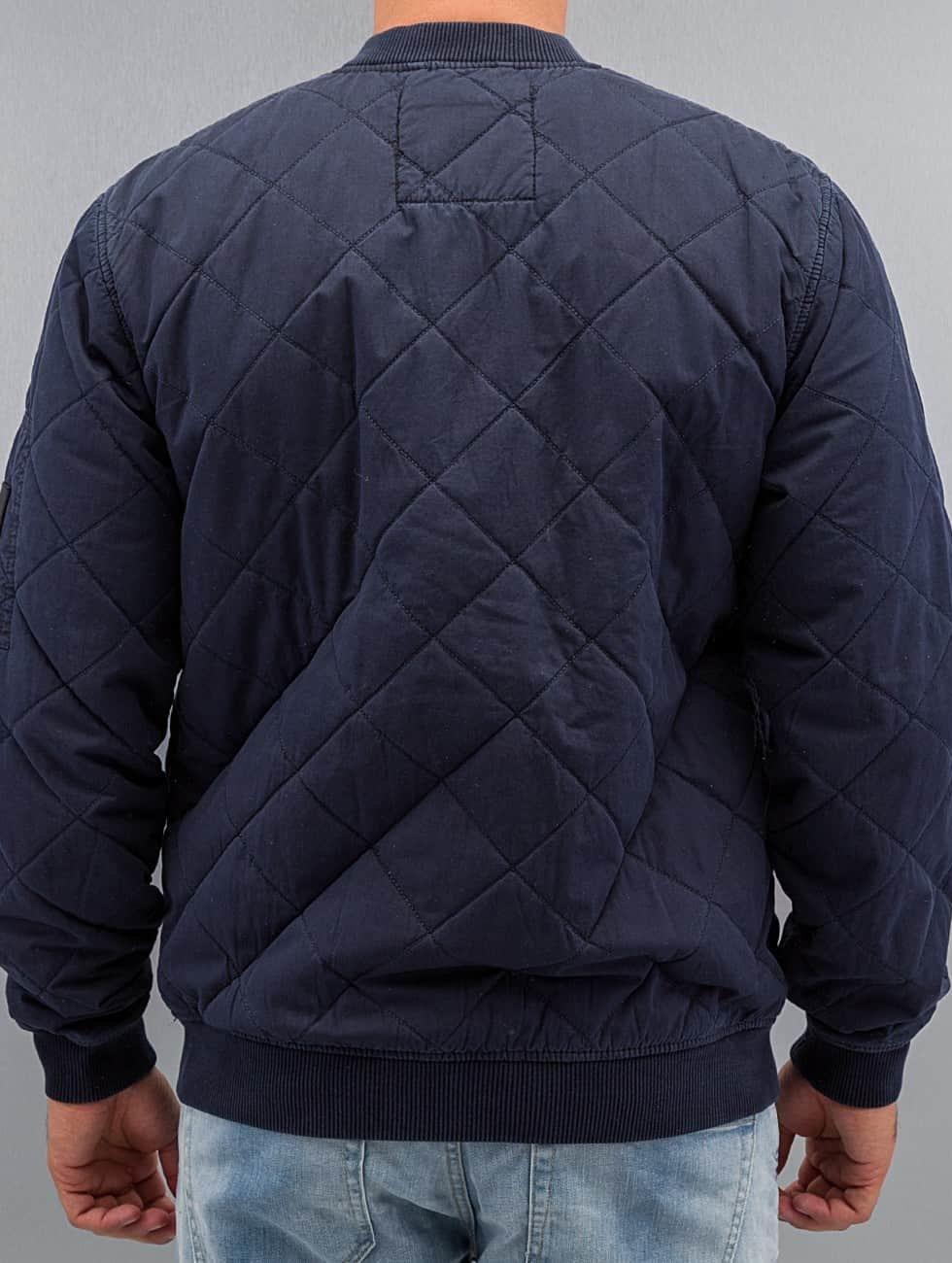 Bench Bomber jacket Trail blue