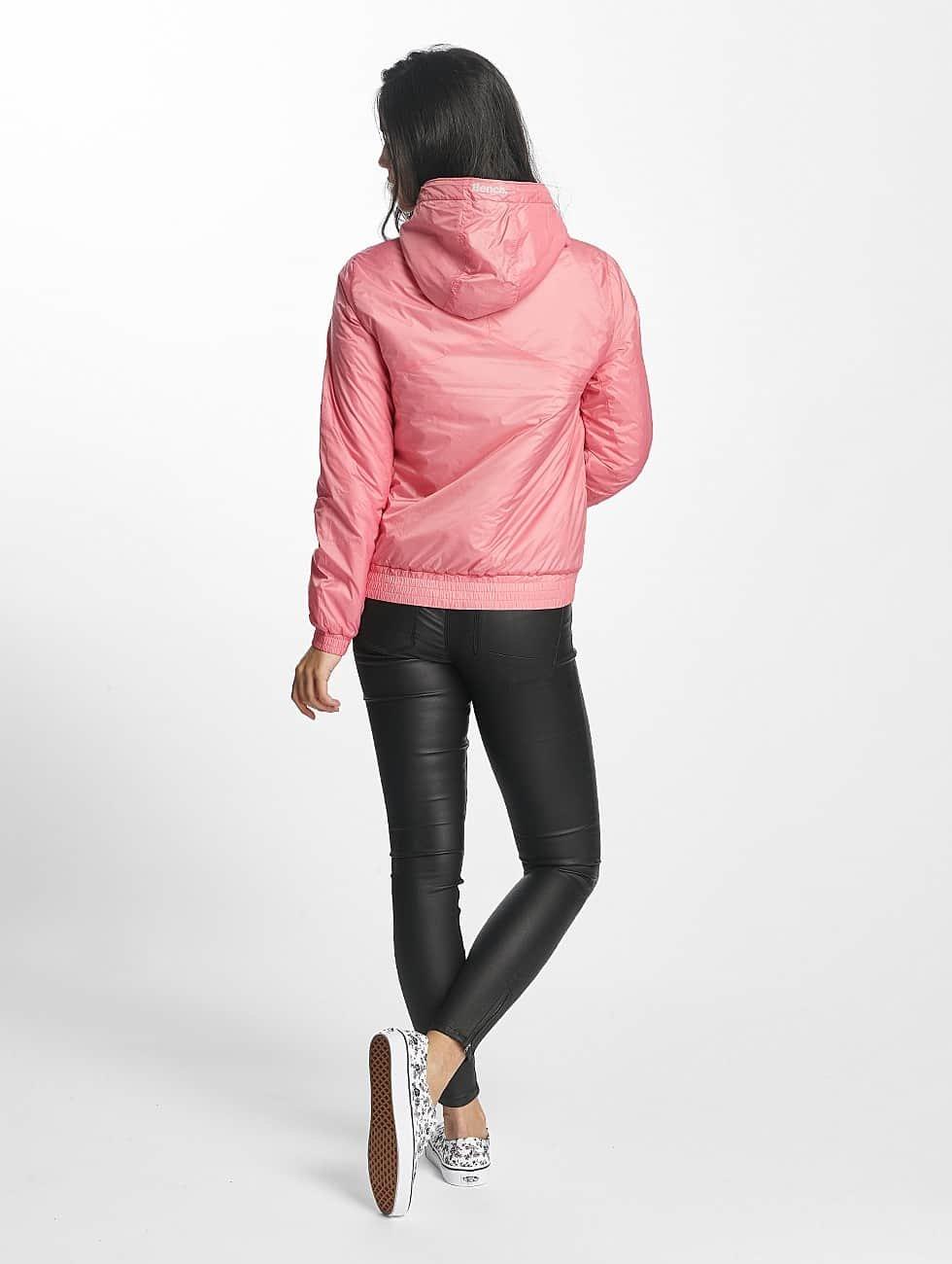 Bench Chaqueta de entretiempo Light Padded rosa