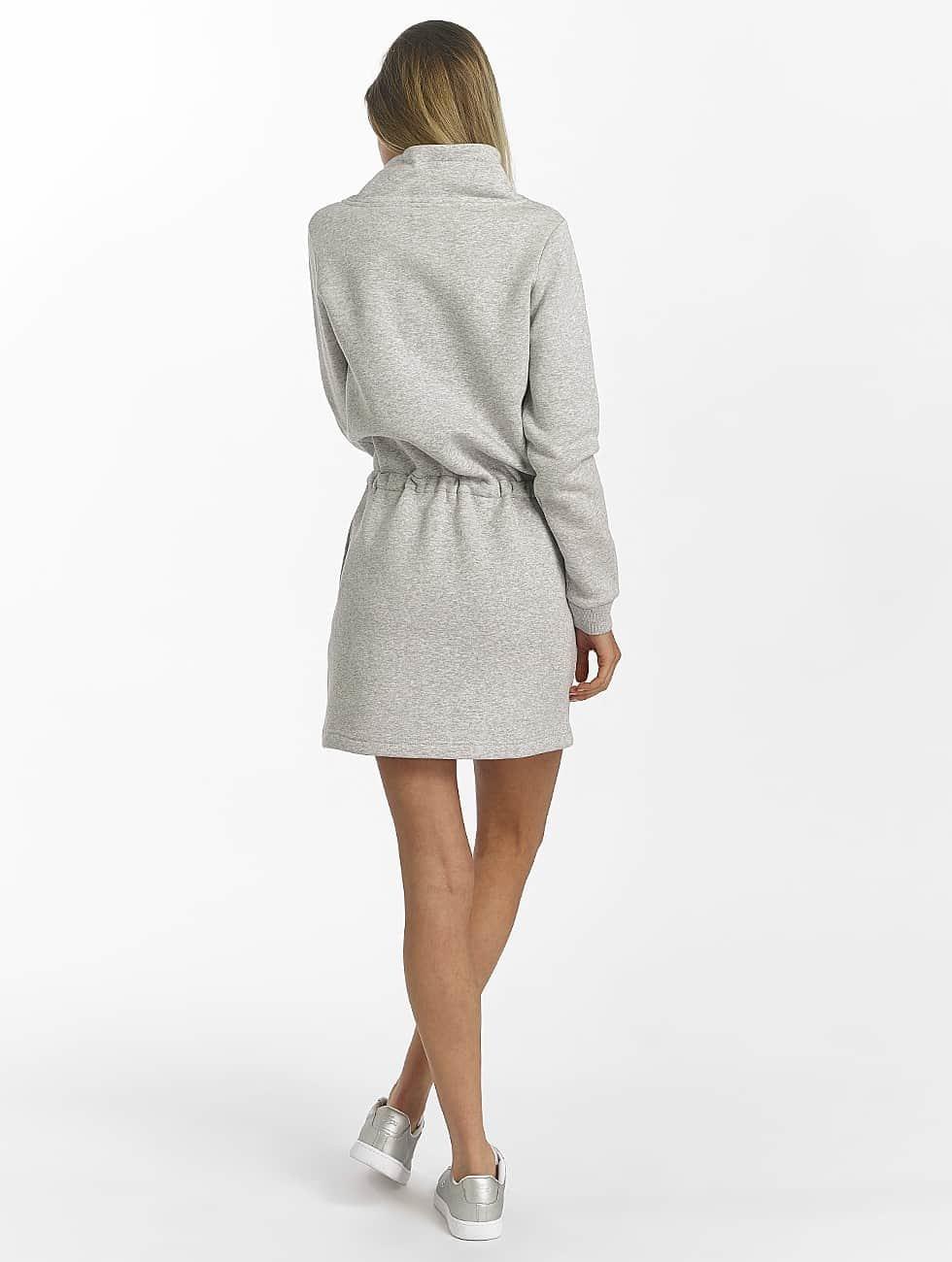 Bench Dress Funnel gray