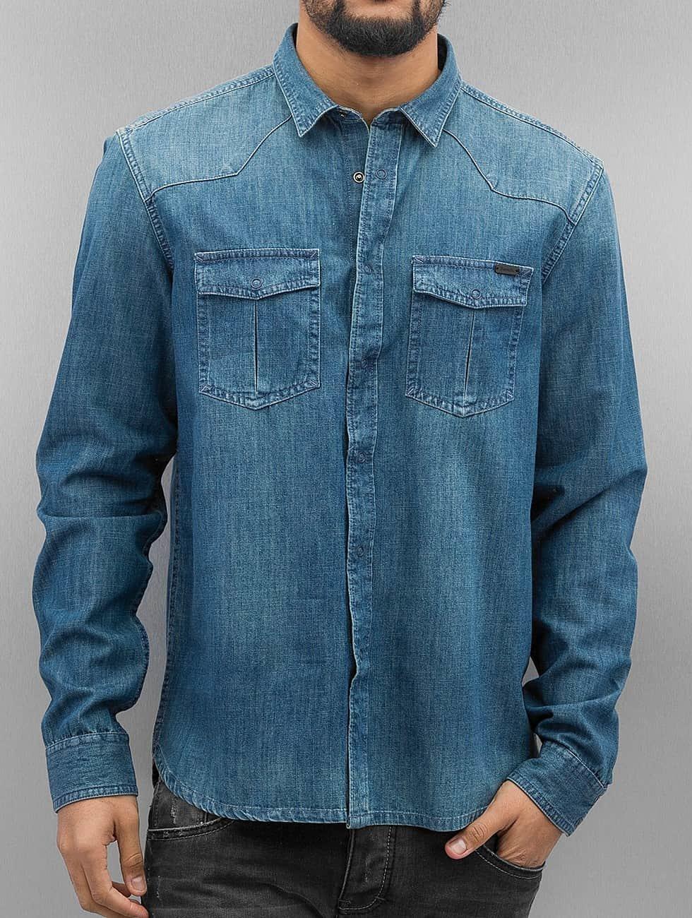 Bench Shirt Asmara Denim blue