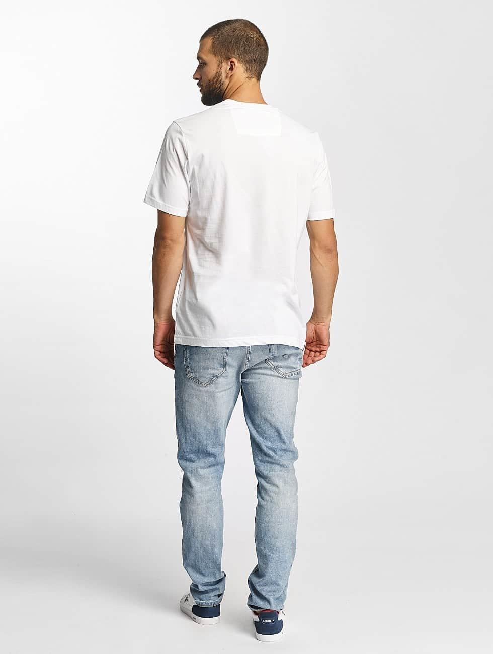 Bench T-shirt Corp bianco
