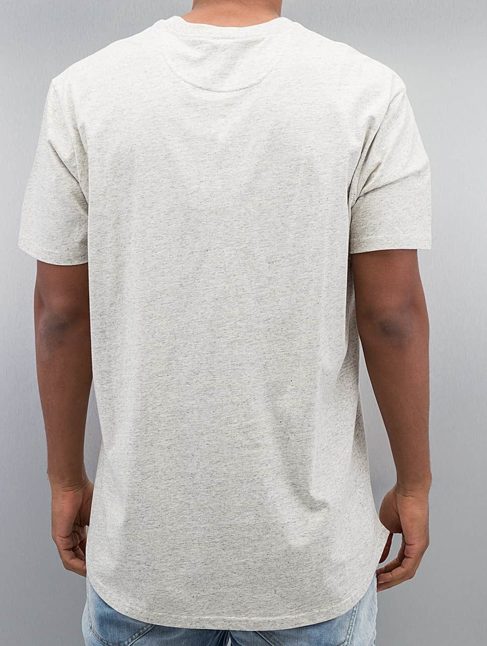 Bench t-shirt Hermit grijs