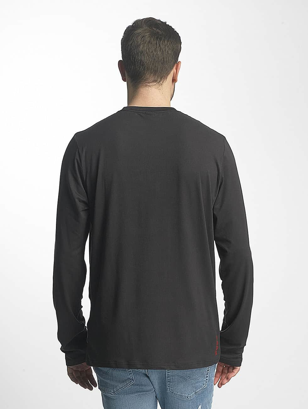 Bench T-Shirt manches longues Corp noir