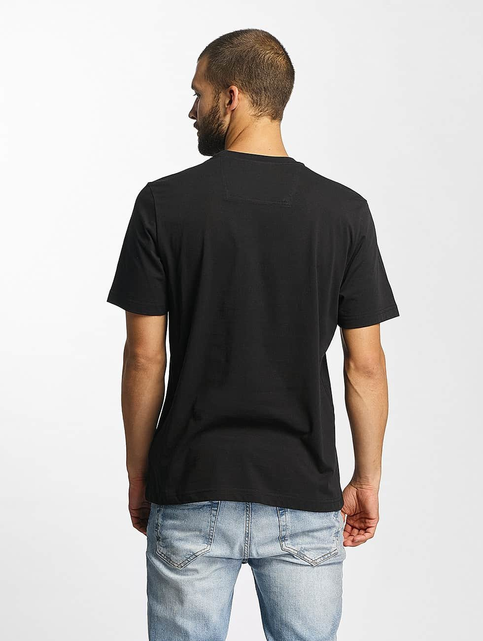 Bench t-shirt Corp zwart