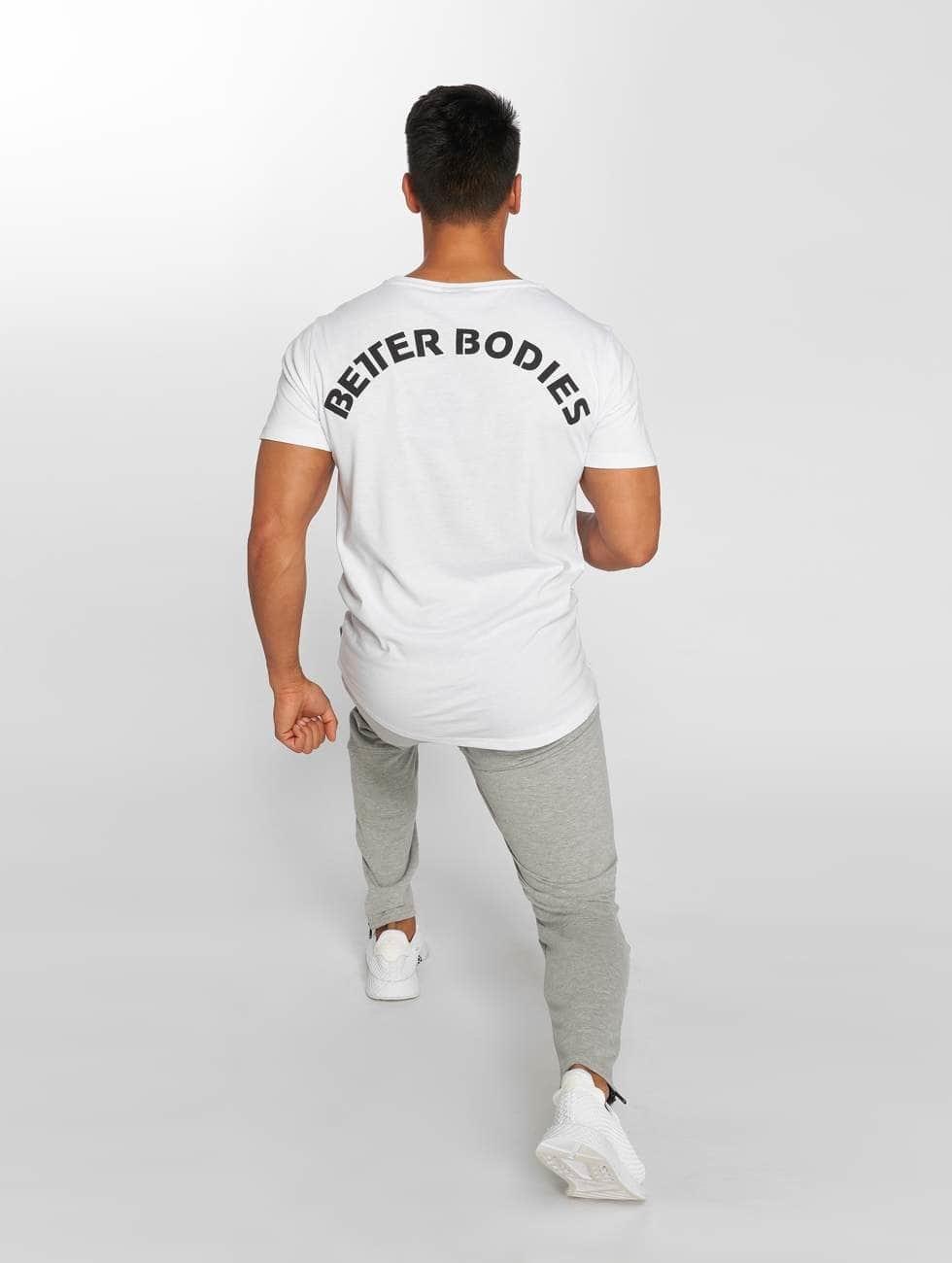 Better Bodies Joggebukser Harlem grå