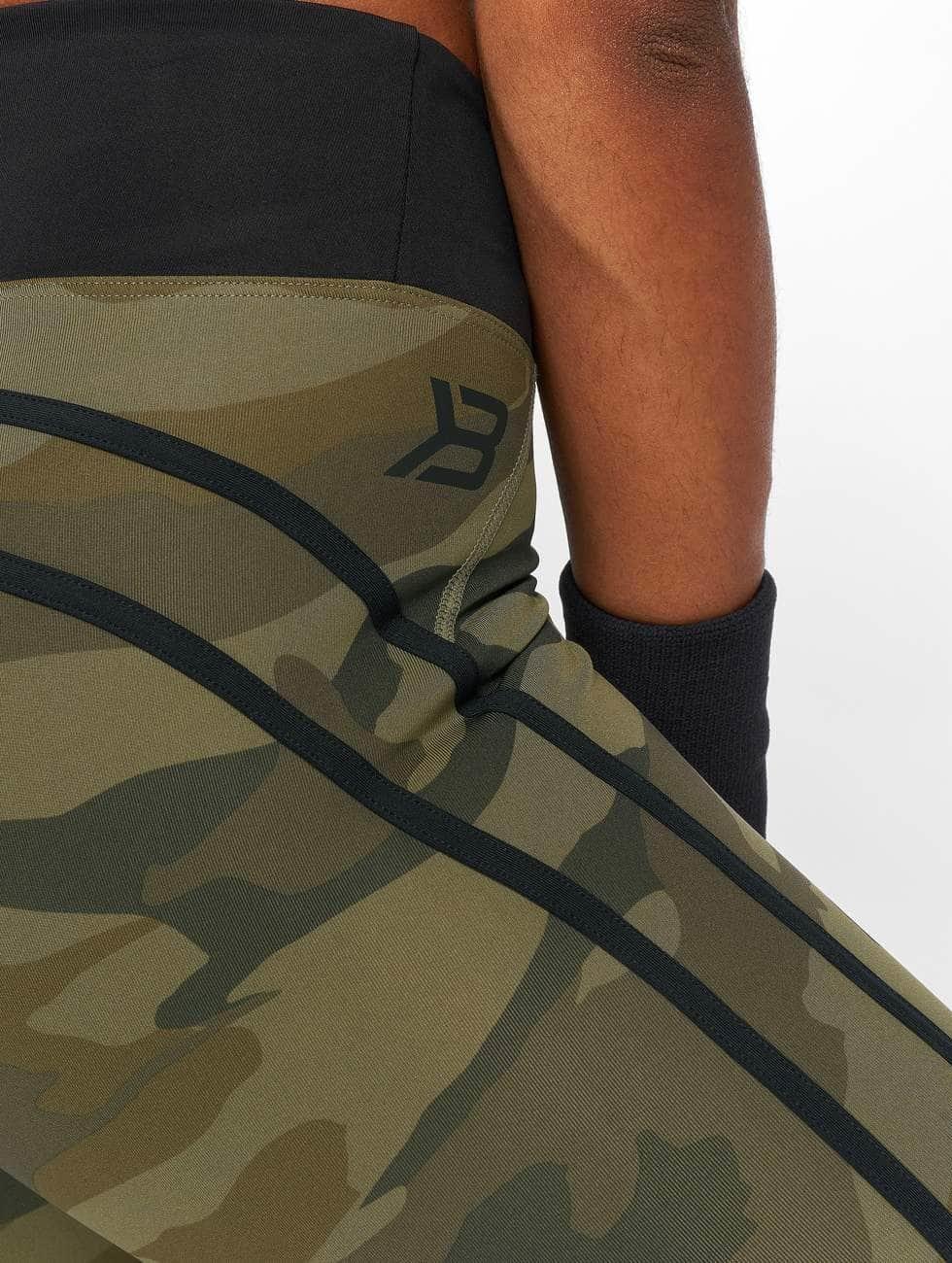 Better Bodies Legging/Tregging Camo High camuflaje