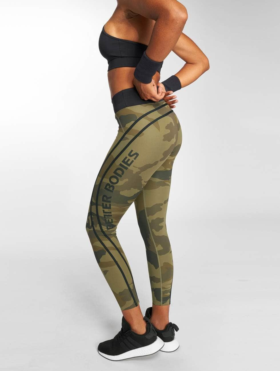 Better Bodies Leggings/Treggings Camo High camouflage
