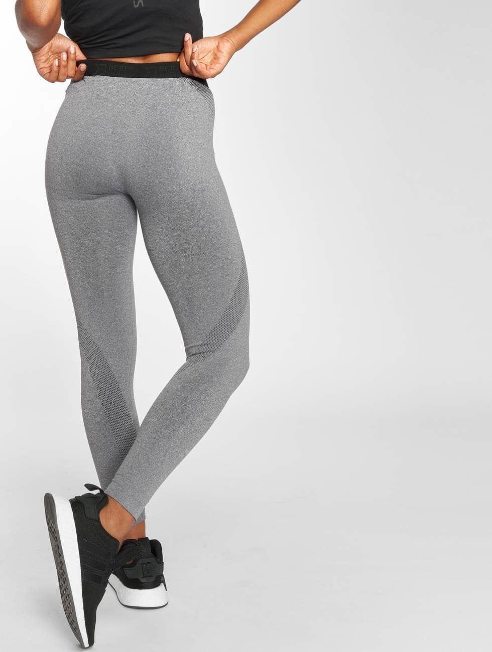 Better Bodies Leggings/Treggings Astoria grå