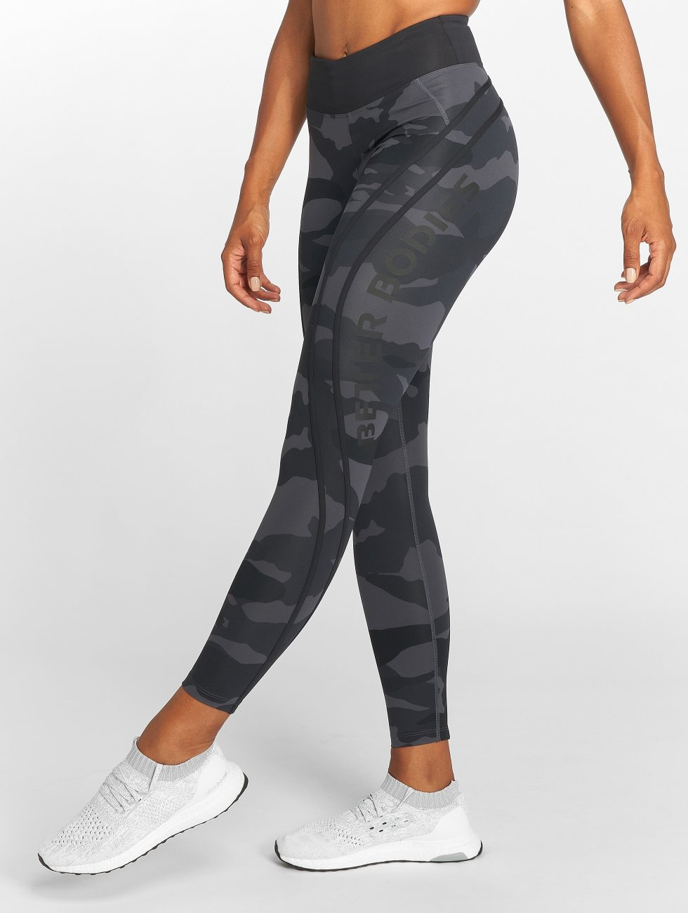 Better Bodies Leggings/Treggings Camo High kamuflasje