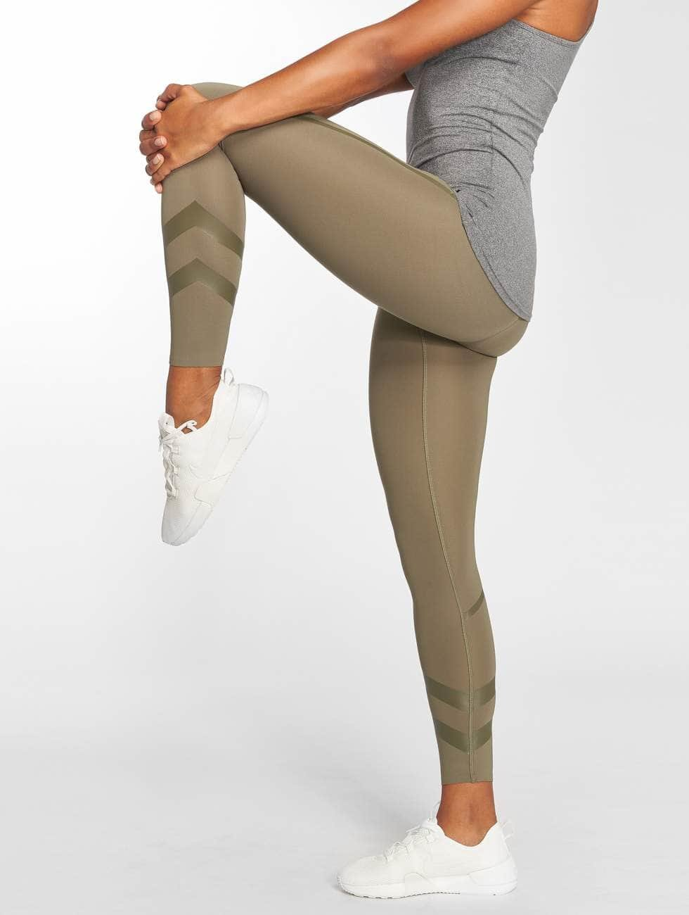 Better Bodies Leggings/Treggings Chelsea zielony