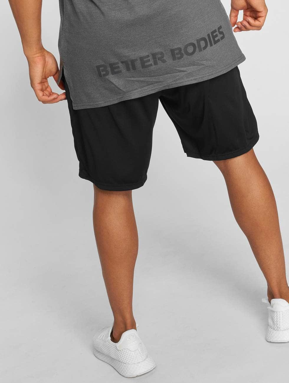 Better Bodies Pantalón cortos Loose Function negro