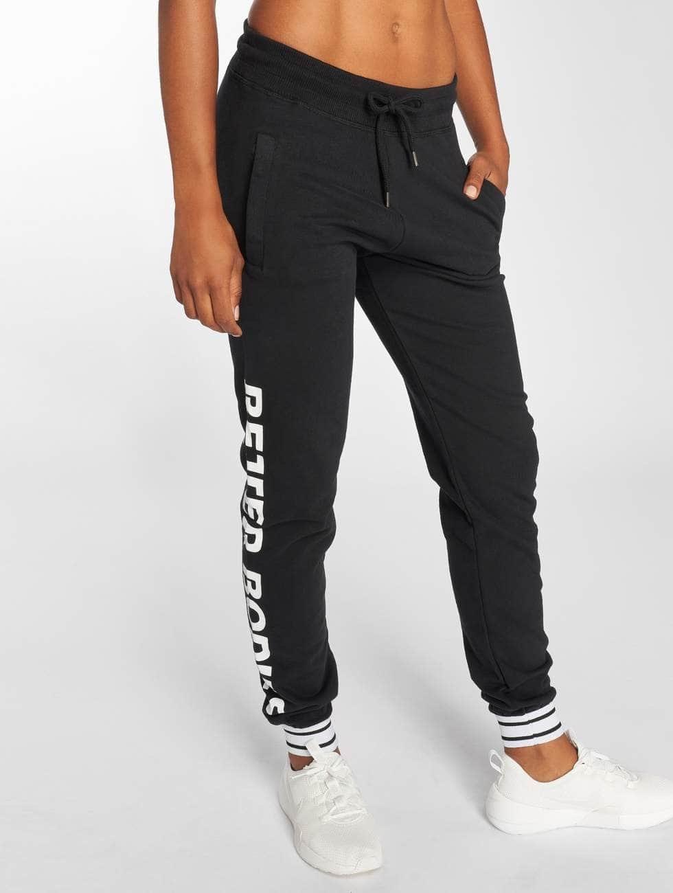 Better Bodies Spodnie do joggingu Madison czarny