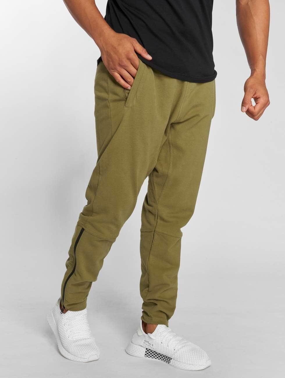 Better Bodies Spodnie do joggingu Harlem khaki