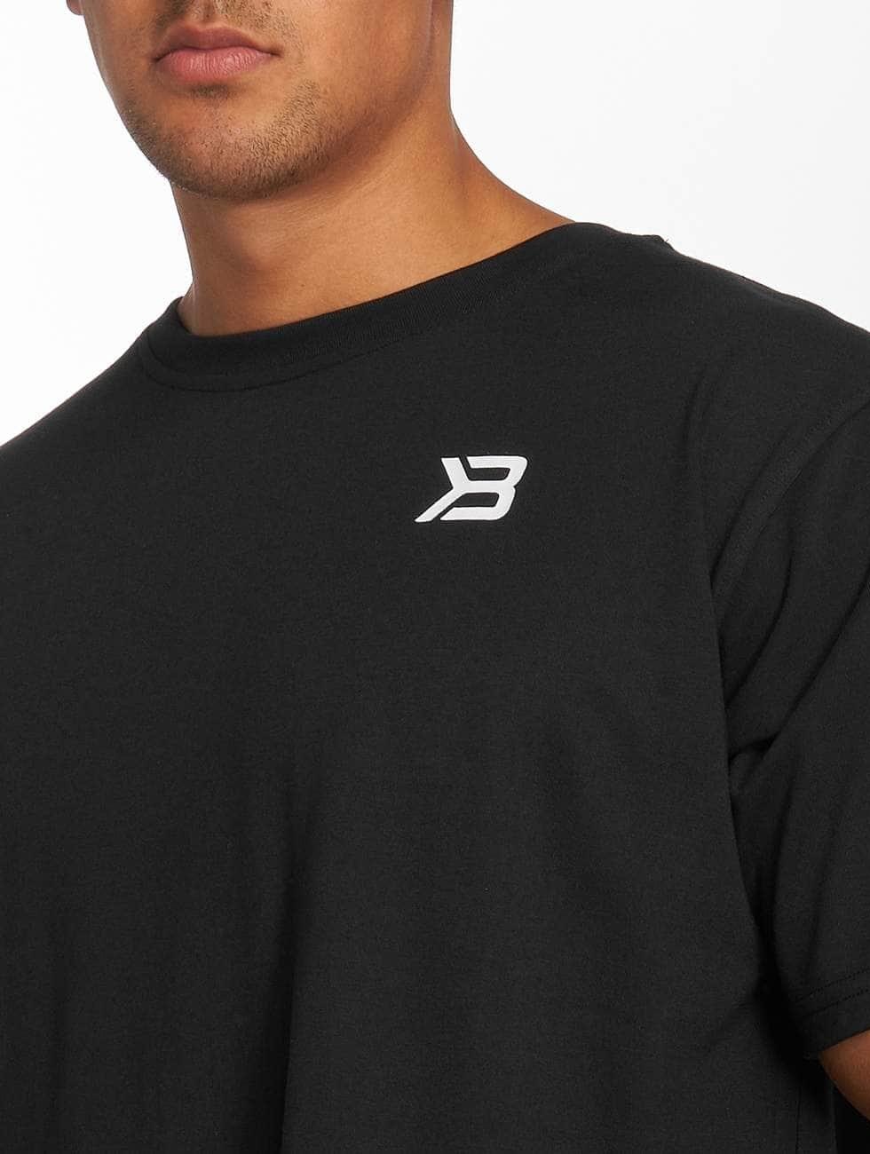 Better Bodies T-Shirt Harlem Oversize schwarz