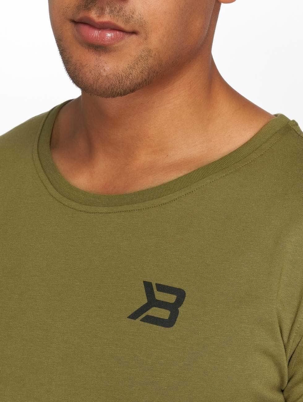 Better Bodies T-Shirty Hudson khaki