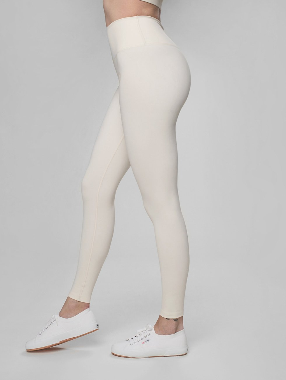 Beyond Limits Legging/Tregging Pure Highwaist beis