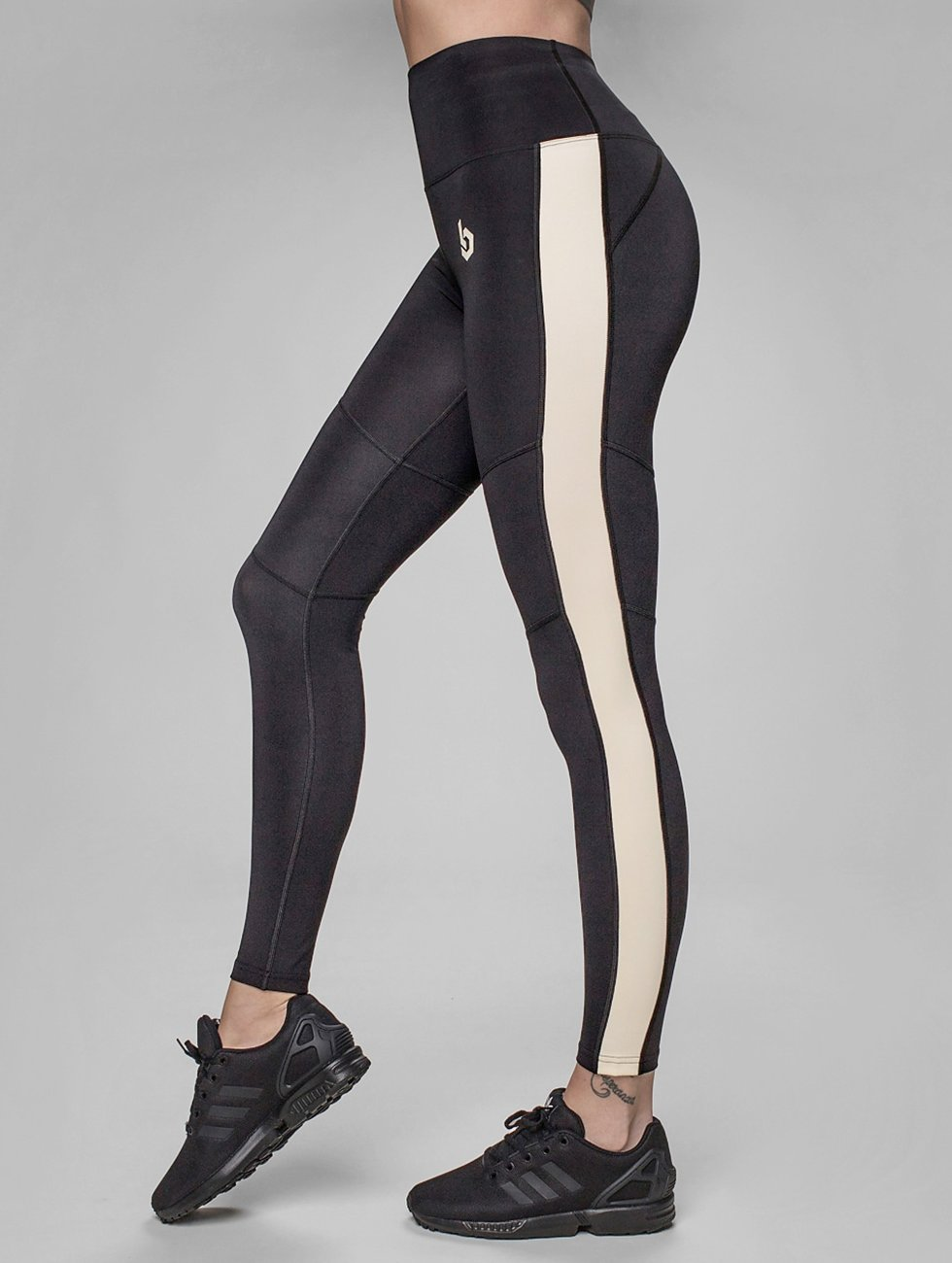 Beyond Limits Legging Statement zwart
