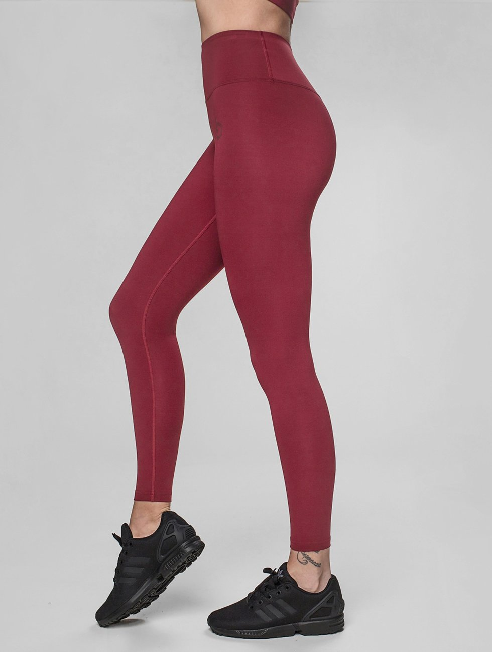 Beyond Limits Leggings/Treggings Pure Highwaist red