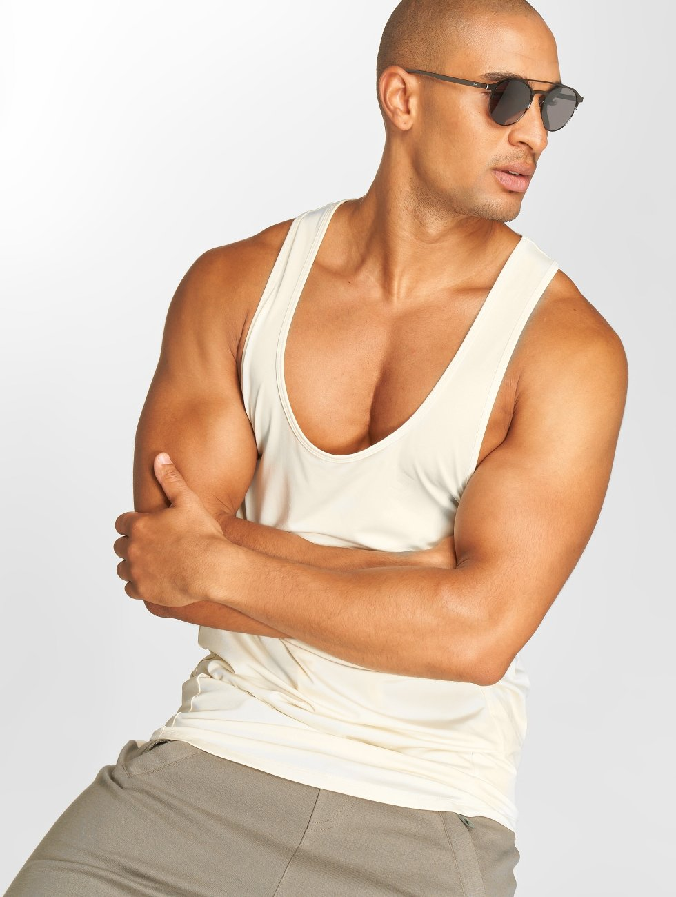 Beyond Limits Tank Top Basic beige
